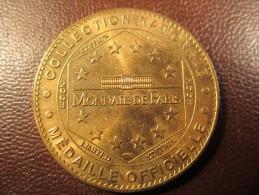 MEDAILLE OFFICIELLE Edition Limitée MONNAIE DE PARIS 2003 OSSUAIRE DE DOUAUMONT BATAILLE DE VERDUN - Monnaie De Paris
