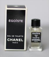 Chanel Egoïste - Modern Miniatures (from 1961)