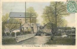 A - 15 - 229 - Environs De VIERZON - Moulin Du PORT DESSOUS -78 - GF  éd. - MOULIN - Altri Comuni