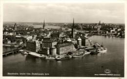 94004 - Suède       Stockholm       Utsikt  Frân Stadshusets Torn - Suède