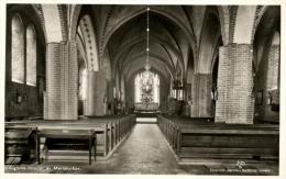 94005 - Suède      Sigtuna Interior    Av     Mariakyrkan - Suède