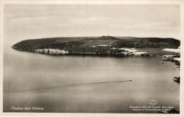 94006 - Suède      Flygfoto  Ôver  Omberg      Le Lac Vâtter - Suède
