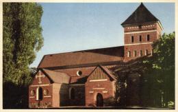 94008 - Suède     Uppsala    Trefaldighetskyrkan - Suède