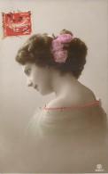 DIVERS 710  CPA    Femme    Belle Carte - Women