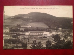 69 Rhône TARARE Quartier De La Venne Usines A.Godde Bedin Et Cie - Tarare