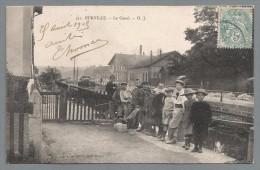 CPA Eurville - Le Canal - Sonstige Gemeinden