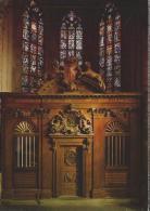 NL.- Dordrecht. Grote Kerk. Interieur. Meerdervoortskapel.  2 Scans - Dordrecht
