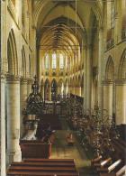 NL.- Dordrecht. Grote Kerk. Interieur. Schip Van De Kerk.  2 Scans - Dordrecht