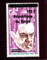 Bénin 1994 ( Pasteur -  135F/100F) ** Luxe - Benin – Dahomey (1960-...)