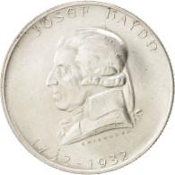 Autriche, 2 Schilling, 1932, SPL, Silver, KM:2848 - Autriche
