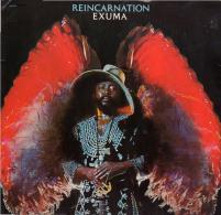 * LP *  EXUMA - REINCARNATION (France 1972) - Rock