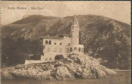 PORTO MADEA VILLA TERZI KVARNER HRVATSKA CROATIA, PC, Circulated 1925 - Croatia