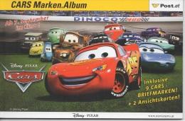 Austria (2007) - Booklet -   /  Cars - Disney - Disney