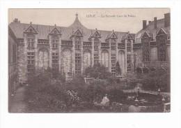 Liege -  La Seconde Cour Du Palais - Formato Piccolo - Non Viaggiata - Liège