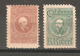 2 Viñetas Cataluña Diferentes - España