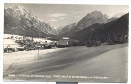 SAN VIGILIO DI MAREBBE  VIAGGIATA FP - Bolzano (Bozen)