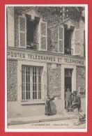78 - CHAMBOURCY --  Bureau De Poste - Chambourcy