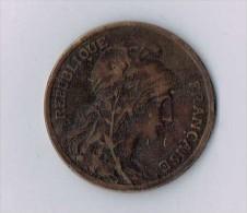 10 Centimes Dupuis Bronze 1916  - France - France