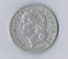 1947 FRANCE 5 FRANCS -COIN- France - France