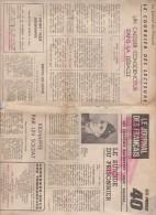 JOURNAL DES FRANCAIS LES ANNEES 40 - Sonstige