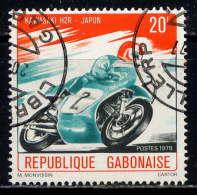 GABON - N° 363° - KAWASAKI H2R - Gabon (1960-...)