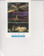 """Paris, Lumières De La Nuit Sur…""""ref 1512-053/54 - Paris By Night"""