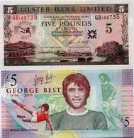 NORTHERN IRELAND - UB      5 Pounds     Comm.    P-339    25.11.2006      UNC  [ Without Folder ] - [ 2] Irlanda Del Norte