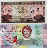 NORTHERN IRELAND - UB      5 Pounds     Comm.    P-339    25.11.2006      UNC  [ Without Folder ] - [ 2] Ireland-Northern