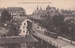 Strasbourg Pont Royal Et La Poste - Strasbourg