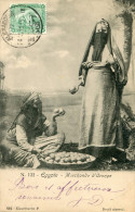 EGYPTE(SCENES ET TYPES) MARCHAND D ORANGES - Personen