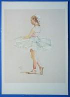 2269 Zhukov. A Student Of Ballet School - Portraits