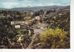 MOLIGT LES BAINS (66-Pyrénées Orientales) Vue Générale Et L'Etablissement Thermal, Ed. Iris 1980 Environ - Autres Communes