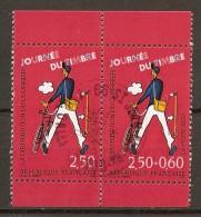 1993 - N°2793A Journée Du Timbre (2792 + 2793) - Frankreich