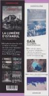 Marque-page °° Assouline - G.laliberté Gaïa - JM.Berts La Lumière D'Istanbul  5x19 - Lesezeichen