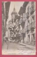 ESPAGNE --FUENTERRABIA--Cale Mayor-precurseur - Autres