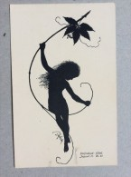 SILHOUETTE    -   GIRL  WOMAN - Silhouettes