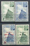 Niger                       93/96  ** - Niger (1921-1944)