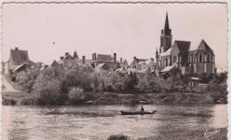 Maine  Et  Loire :  JUVARDEIL : Les  Bords De  Sarthe  1956 - France