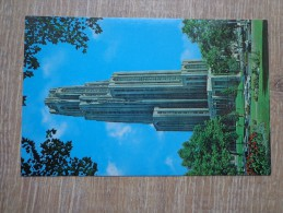 CPA PHOTO ETATS UNIS PITTSBURG CATHEDRAL OF LEARNING - Pittsburgh
