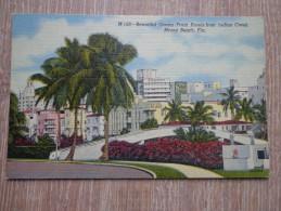 CPA  ETATS UNIS HOTEL ALDEN MIAMI BEACH - Miami Beach