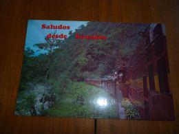 BC7-502 Saludos Desde Ecuador Train - Equateur