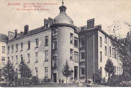 Bruxelles - Institut Des Soeurs Hospitalières - Vue D'ensemble De La Clinique - Salute, Ospedali