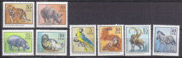 PGL CV061 - ALLEMAGNE ORIENTALE DDR Yv N°1711/18 ** ANIMAUX ANIMALS - Timbres