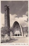 Mexico Monterrey Templo de la Purisima RPPC