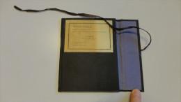 15 - Livret Ouvrier Communal Vièrge Loi 1883 Sur Le Travail - Livres, BD, Revues