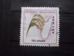 Madagascar N°1825 CULTURE Du RIZ Oblitéré - Agriculture