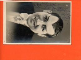 Autographe - Photographe Helmy , 22 Rue De Paris - Le Havre  1933 - Cartes Postales