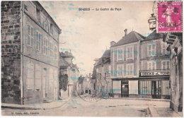 89. ST-BRIS. Le Centre Du Pays - Saint Bris Le Vineux