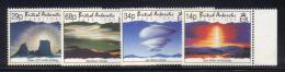 Z729 - ANTARTIC 1992 , Serie N. 219/222  *** MNH . - Territorio Antartico Britannico  (BAT)