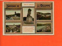 Souvenir De LA GILEPPE - Vues Du Barrage - Gileppe (Barrage)